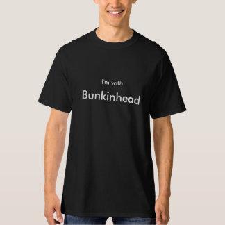 私はBunkinheadとあります Tシャツ