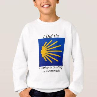 私はCamino deサンティアゴをしました スウェットシャツ