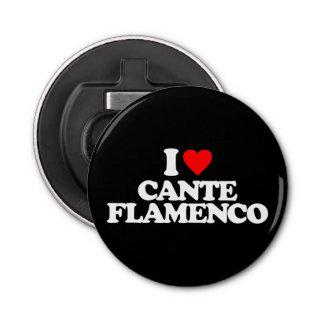 私はCANTEのフラメンコを愛します 栓抜き