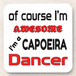 私はCapoeiraのダンサーです コースター