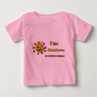 私はcheekulousです ベビーTシャツ