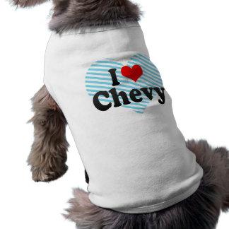 私はChevyを愛します ペット服