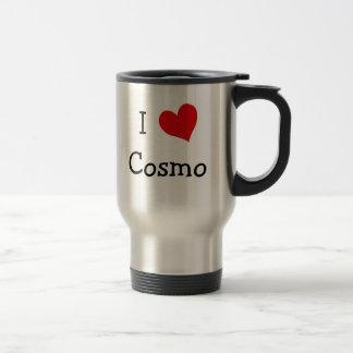 私はCosmoを愛します トラベルマグ