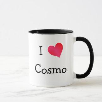 私はCosmoを愛します マグカップ