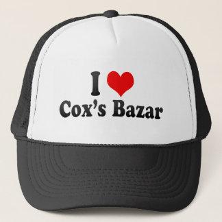 私はCox's Bazar、バングラデシュを愛します キャップ