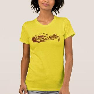 私はCuttleのTシャツに愛します Tシャツ