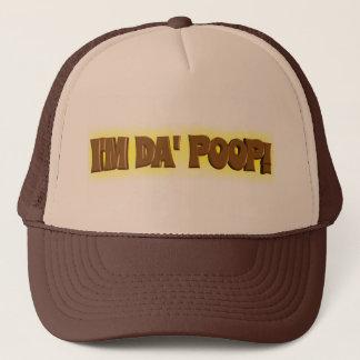 私はDaのウンチです! 帽子