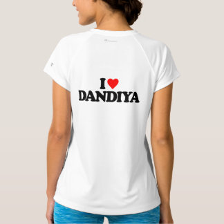 私はDANDIYAを愛します Tシャツ