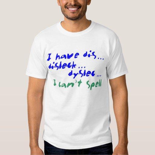 私はDisを…有します Tee シャツ