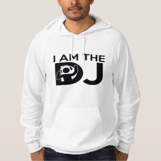 私はDJです パーカ