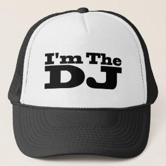 私はDJの帽子です キャップ