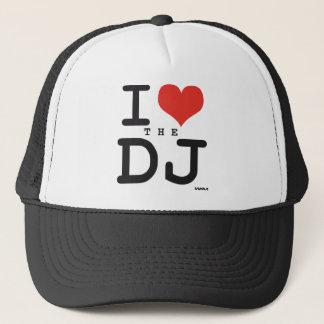 私はDJを愛します キャップ