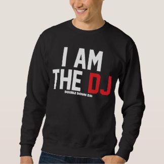 私はDJ、DJ G.O.です スウェットシャツ