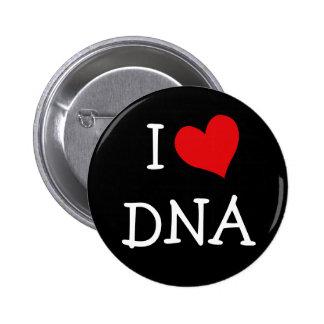 私はDNAを愛します 5.7CM 丸型バッジ