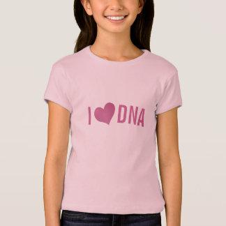 私はDNAを愛します Tシャツ