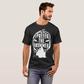 私はDrummerLastのFriesianのTシャツを好みます Tシャツ