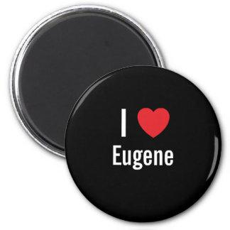 私はEugeneを愛します マグネット