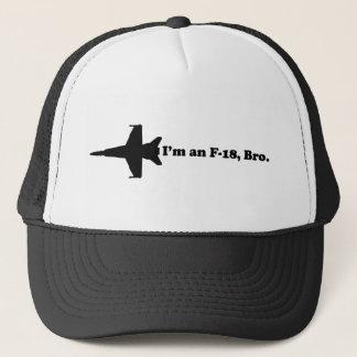 私はF-18、Broです キャップ