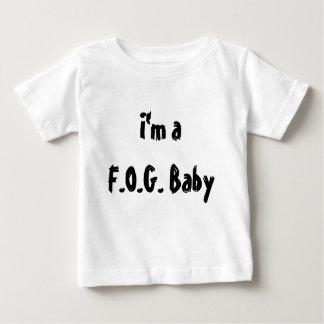 私はF.O.G. Babyです ベビーTシャツ