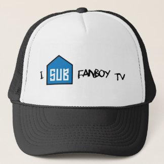 私はFanboyの帽子を代わりをします キャップ