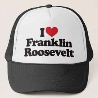 私はFranklin Rooseveltを愛します キャップ