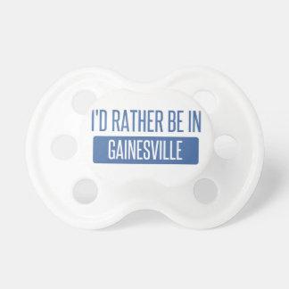 私はGainesville GAにむしろいます おしゃぶり