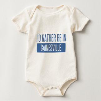 私はGainesville GAにむしろいます ベビーボディスーツ