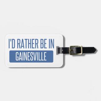 私はGainesville GAにむしろいます ラゲッジタグ