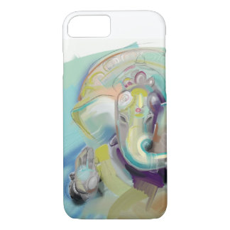 私はGaneshのデザインの6カバーに電話をかけます iPhone 8/7ケース