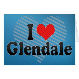 私はGlendaleを愛します カード
