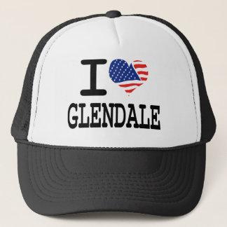 私はGlendaleを愛します キャップ