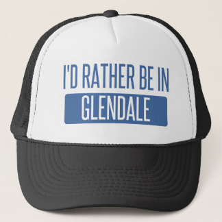 私はGlendaleカリフォルニアにむしろいます キャップ