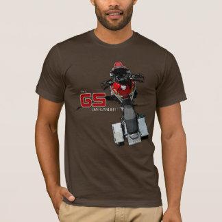 私はGS OverlanderのTシャツです Tシャツ