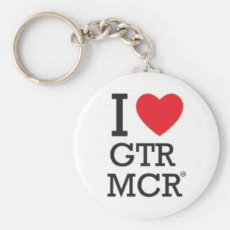 私はGTR MCRを愛します キーホルダー