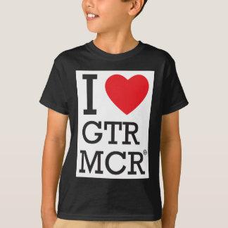 私はGTR MCRを愛します Tシャツ