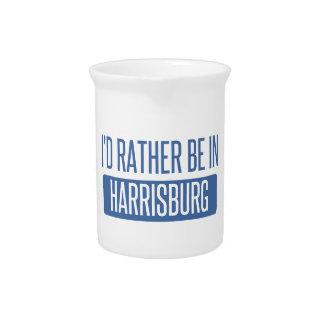 私はHarrisburgにむしろいます ピッチャー