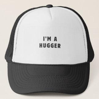 私はhuggerです キャップ