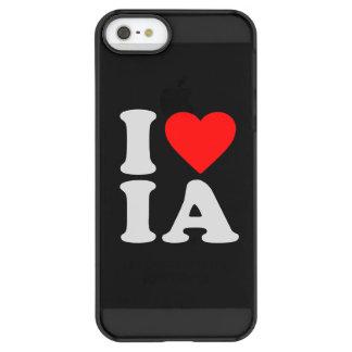 私はIAを愛します PERMAFROST iPhone SE/5/5sケース