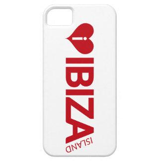 私はIbizaの島の元の確実な記念品を愛します iPhone SE/5/5s ケース