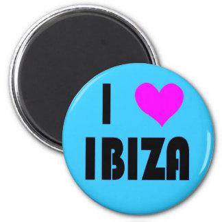 私はIbizaの磁石を愛します マグネット
