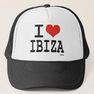私はIbizaを愛します キャップ