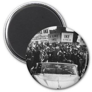 私はIkeドワイト・D・アイゼンハワーのキャンペーンを好みます マグネット