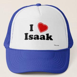 私はIsaakを愛します キャップ