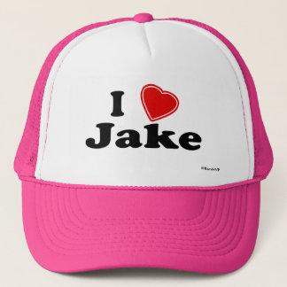 私はJakeを愛します キャップ