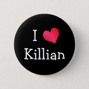 私はKillianを愛します 缶バッジ