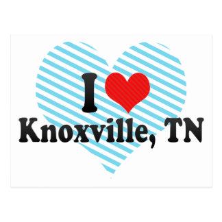 私はKnoxville、TNを愛します ポストカード