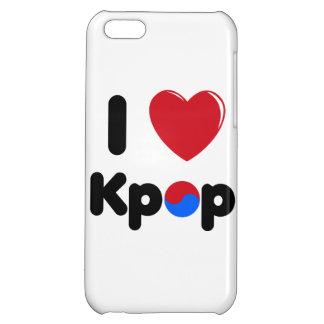 私はKpopを愛します iPhone5C カバー
