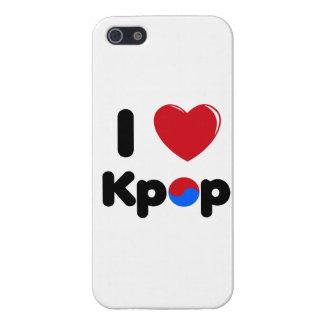 私はKpopを愛します iPhone 5 カバー