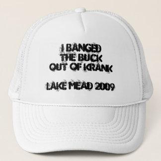 私はKRANKLakeの蜂蜜酒2009年のBUCKoutを強打しました キャップ