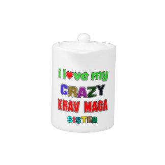 私はKrav私の熱狂するなMagaの姉妹を愛します